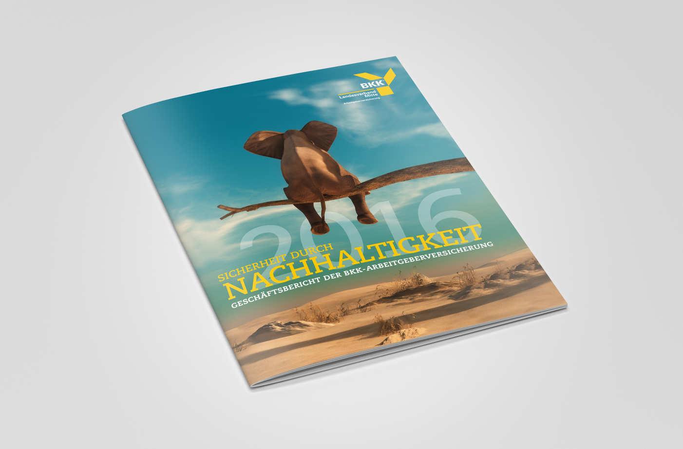 A4 Brochure Mockup